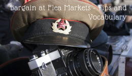 How to Bargain at Russian Flea Markets