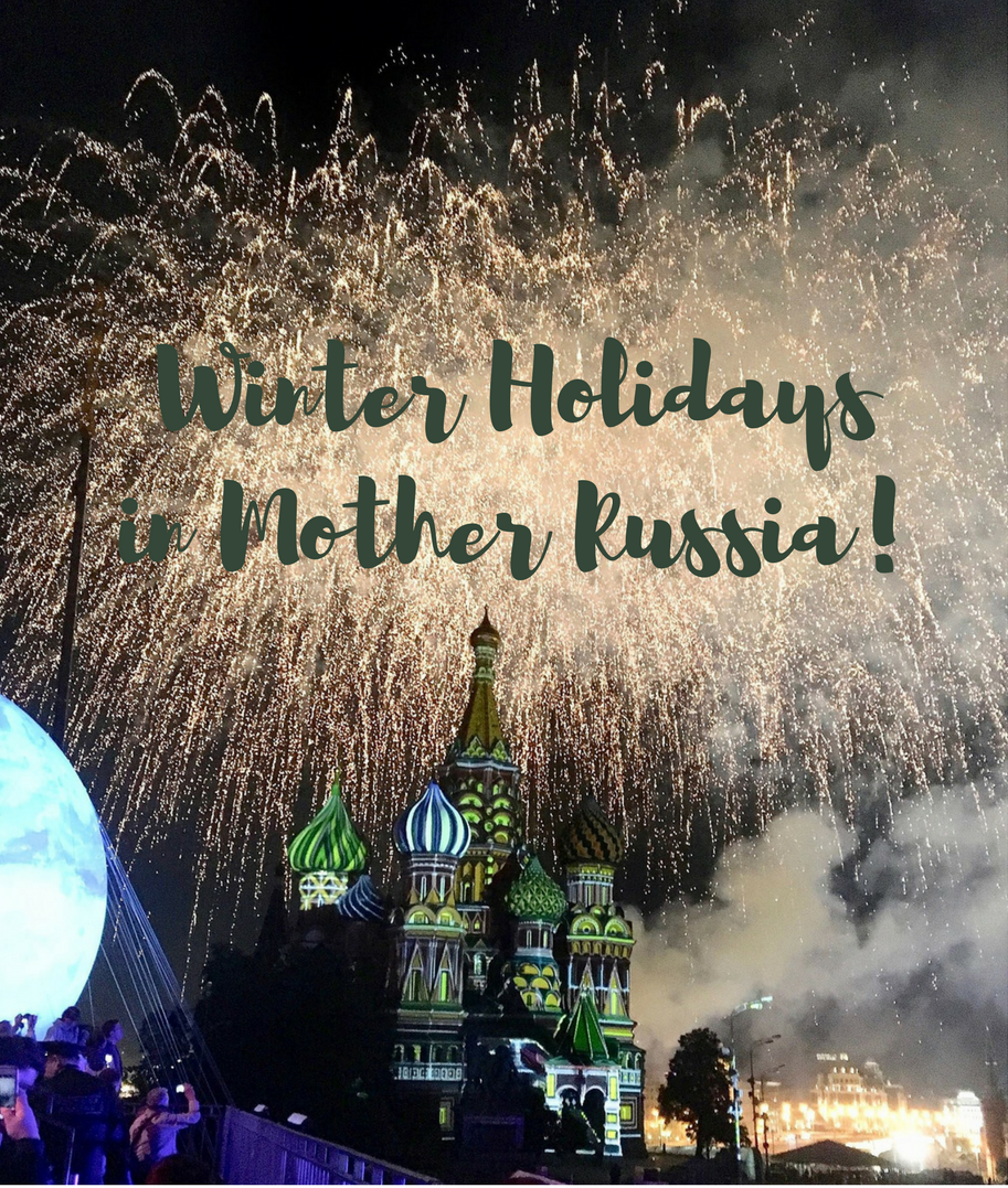 Fun Facts About Winter Holidays in Russia