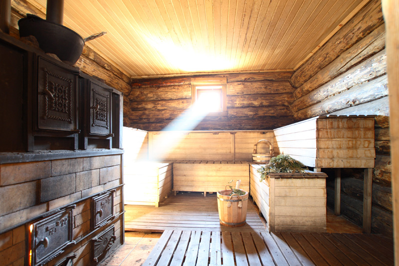 Russian Banya – Unwind Like a Local