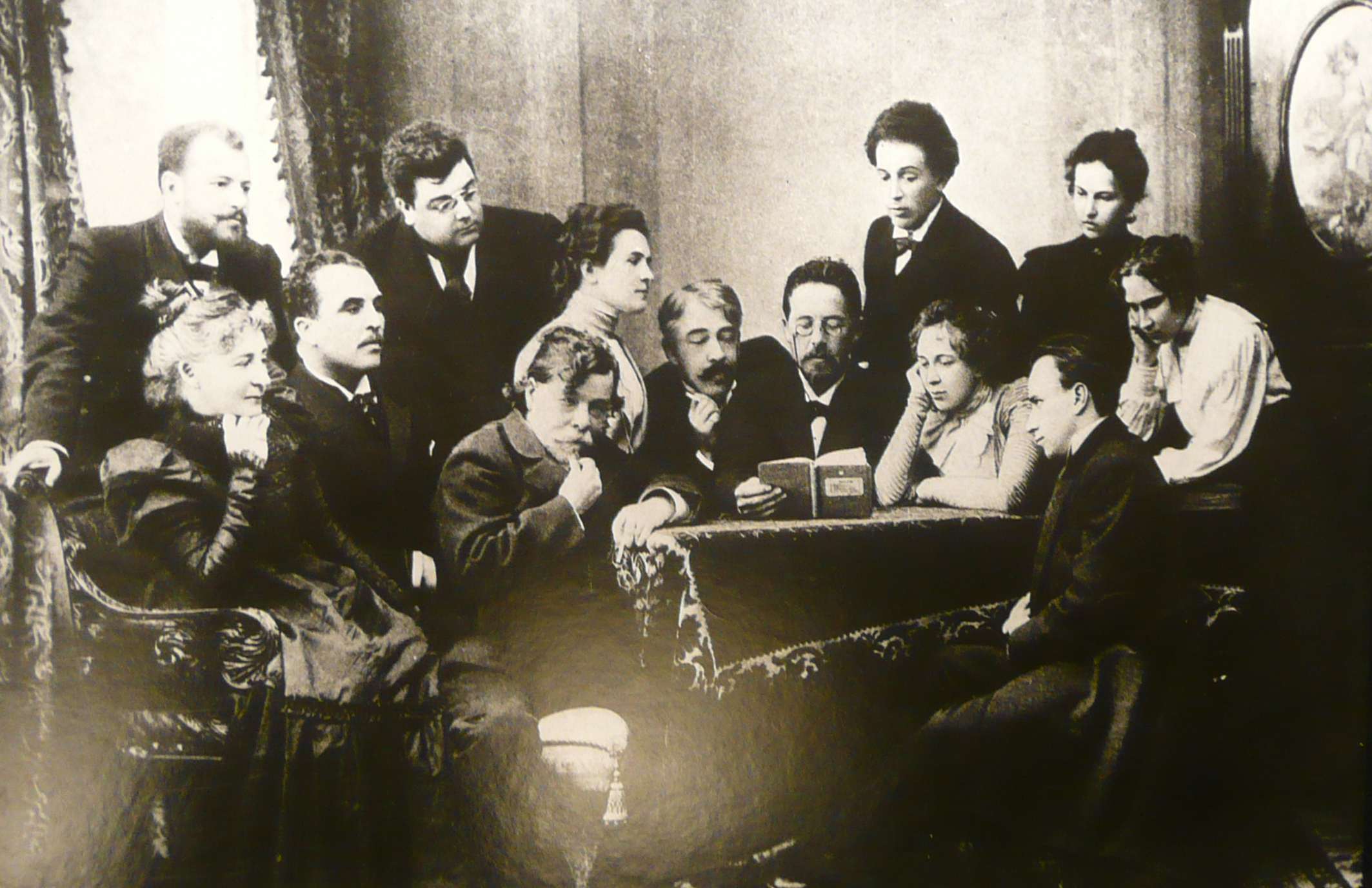 Russian Theatre: Short Biography of A. P. Chekhov