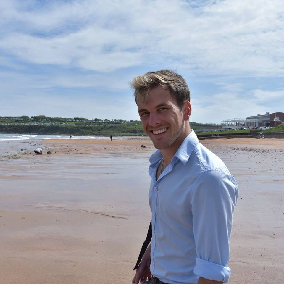 From Scotland with Love – Hello from Thomas