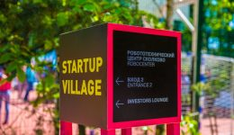 Startup Village: Russia's Biggest Startup Conference