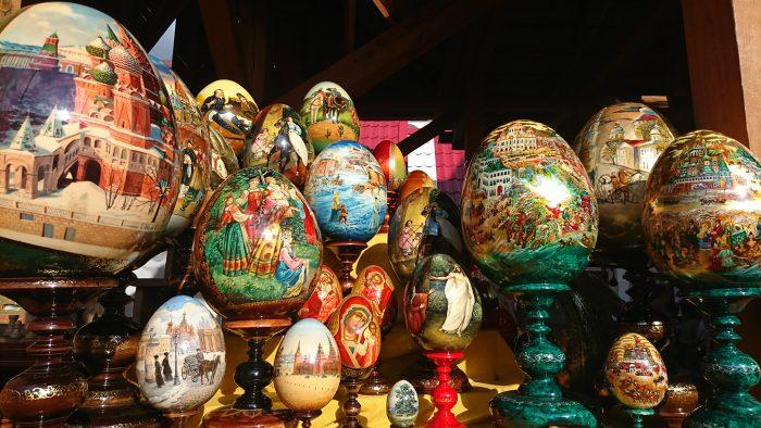 Izmaylovo market