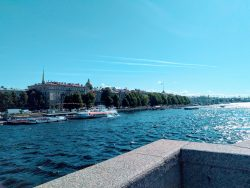 Admiralty Embankment, St Petersburg