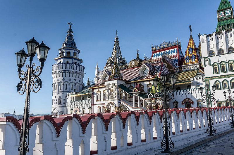 Guide to the Izmaylovo Kremlin