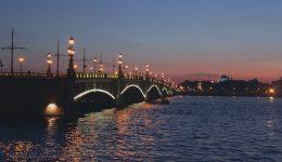 St. Petersburg's Bridges: The City of Islands