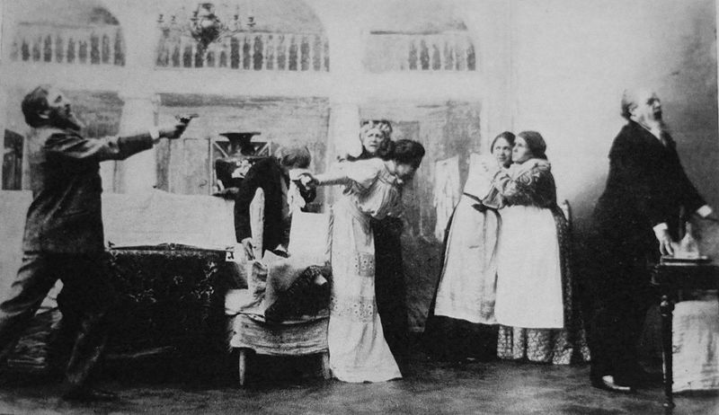 A Quick History of Russian Theatre