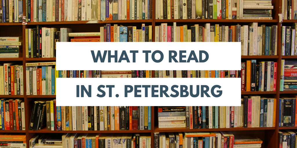Russian Classics: 5 Books Set in St. Petersburg