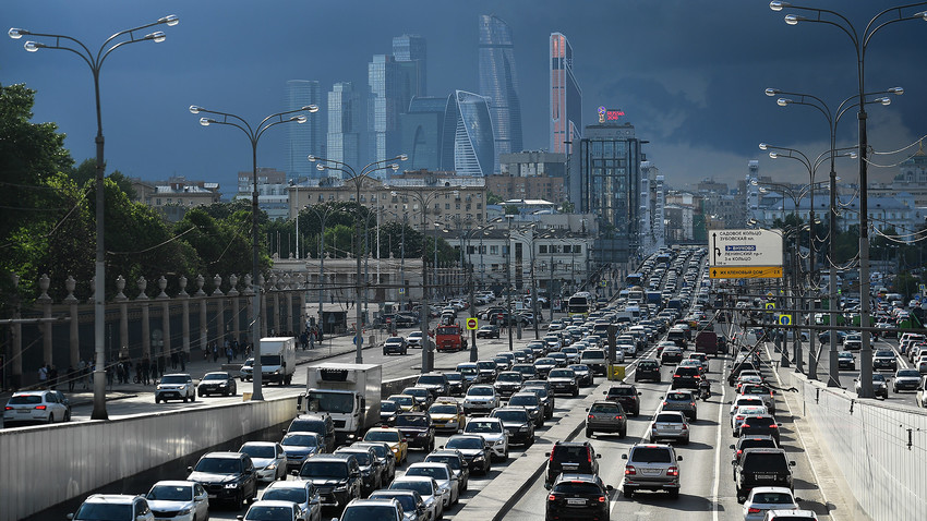 Traffic in Moscow: Is the Nightmare Improving?