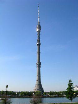 Ostankino Tower Structure