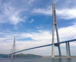 Russky Bridge Structure