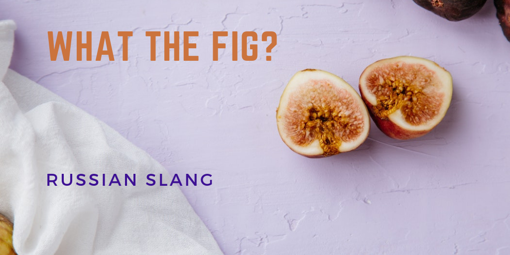 The Best of Russian Slang: What the Fig?