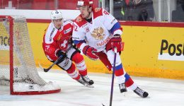 Побеждать! St. Petersburg to the 2023 Ice Hockey World Championship