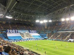 Zenit football