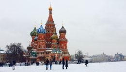 Experiences from a language trip to Moscow Russia