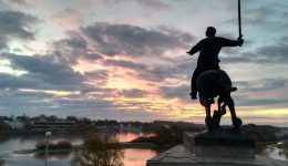 Novgorod: the first Russian city