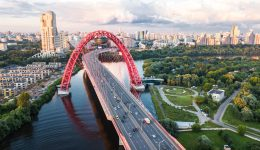 Moscow's new look: how the city is changing