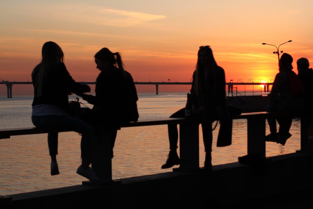Saint Petersburg's newest public space: Sevkabel' Port