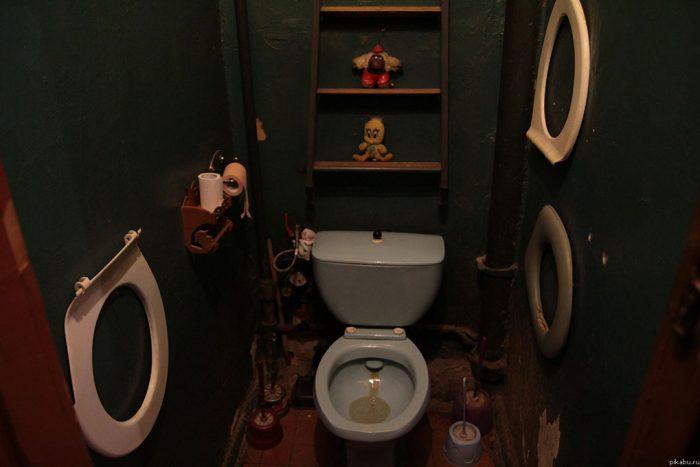 Kommunalka toilet
