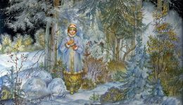 Famous Russian fairytales
