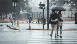 Activities in Moscow on a rainy day