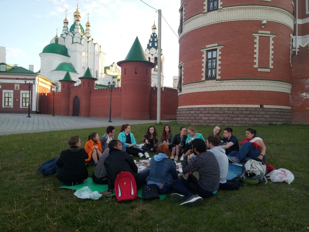 Volunteering in Russia: my experience