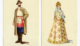 Evolution of Russian clothing